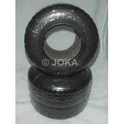 sada pneu EASY 4,0/10,0-5+6,0/11,0-5 mokrá