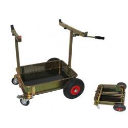 vozík mont.s brzdou